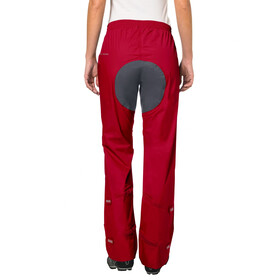 VAUDE Drop II Pants Women indian red